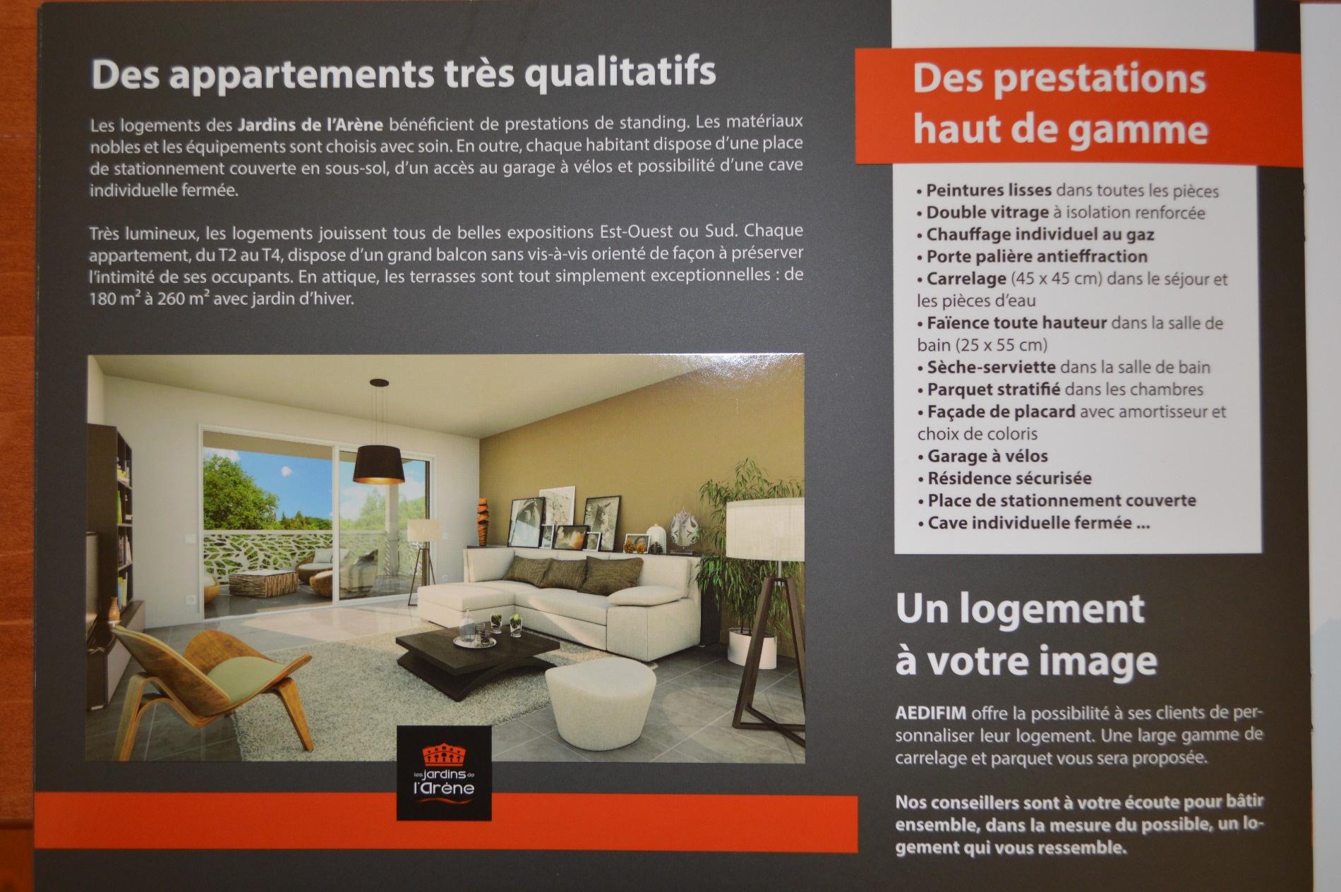Offres de vente Appartement Bayonne (64100)